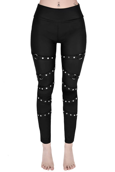 Pretty Vacant Leggings [B]