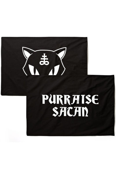 Purraise Satan Pillow Cases [B]