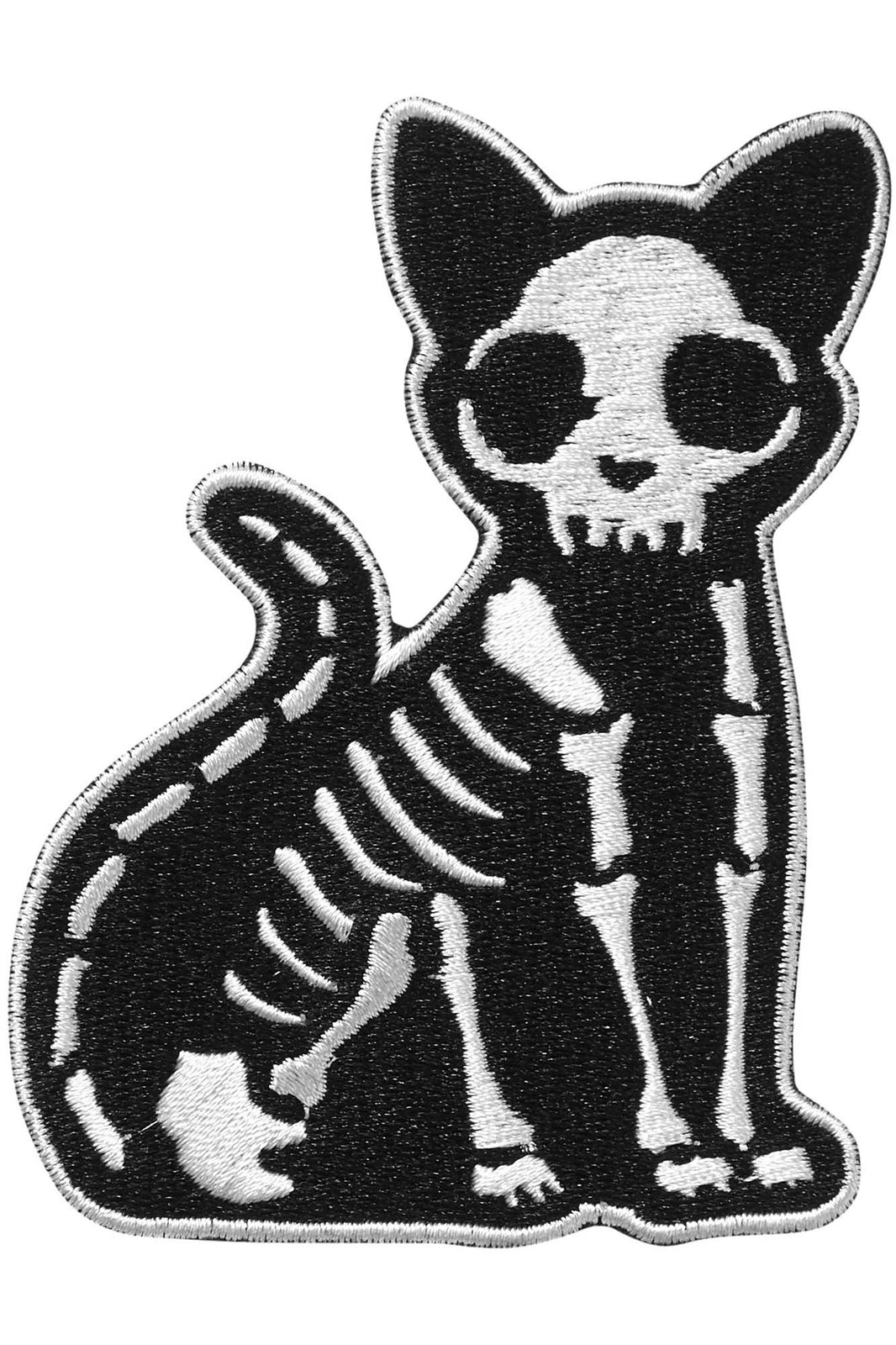 Purr Bones Patch
