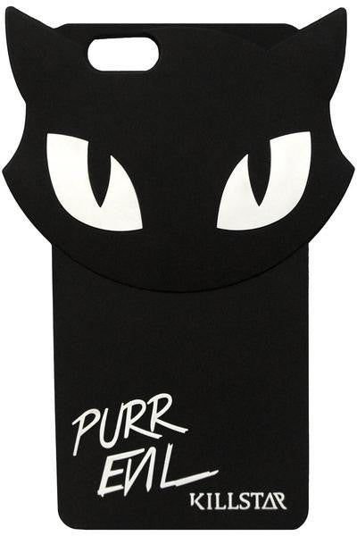 Purr Evil Phone Cover [B]