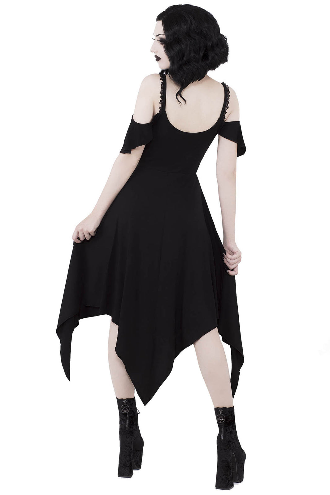 Pyre Pixie Evening Dress [B]