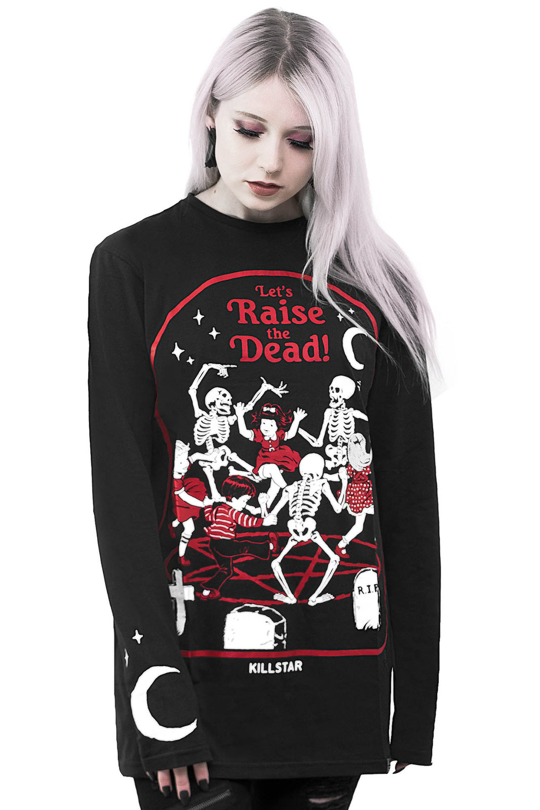 Raise The Dead Long Sleeve Top