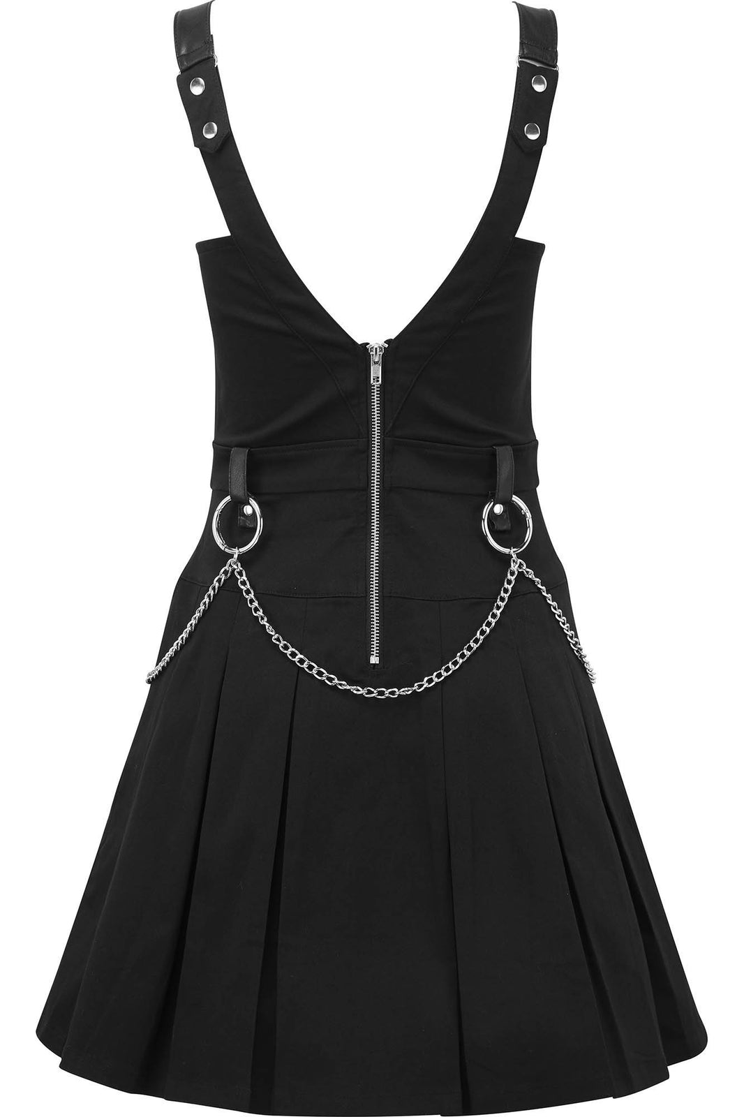 Regan Pinafore Dress [B]