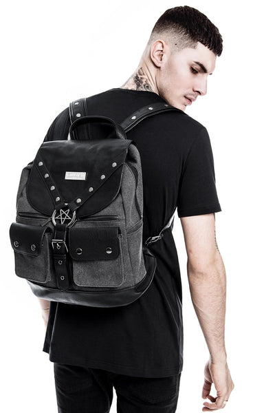 Ritual Ring Backpack [CANVAS]