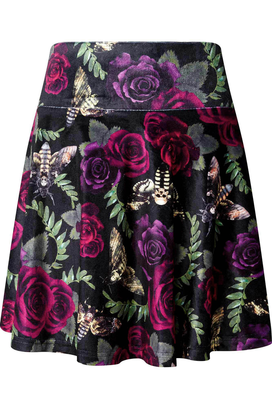 Sabrina Nightlife Skater Skirt [B]