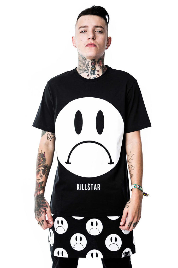 Sad T-Shirt [X-Long]