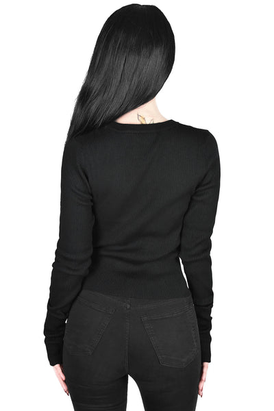 Salem Ribbed Sweater