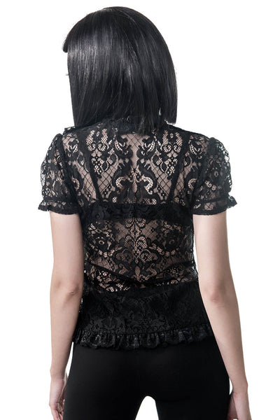 Sasha Lace Blouse