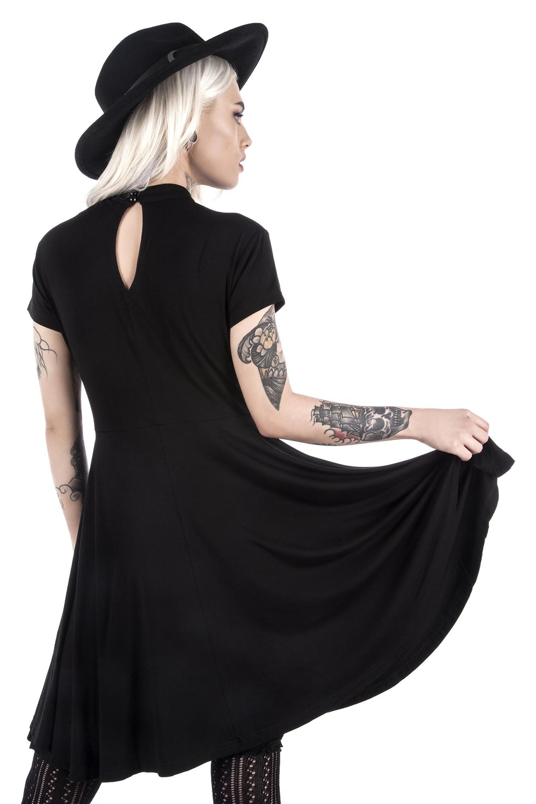 Scariel Penta Skater Dress [B]