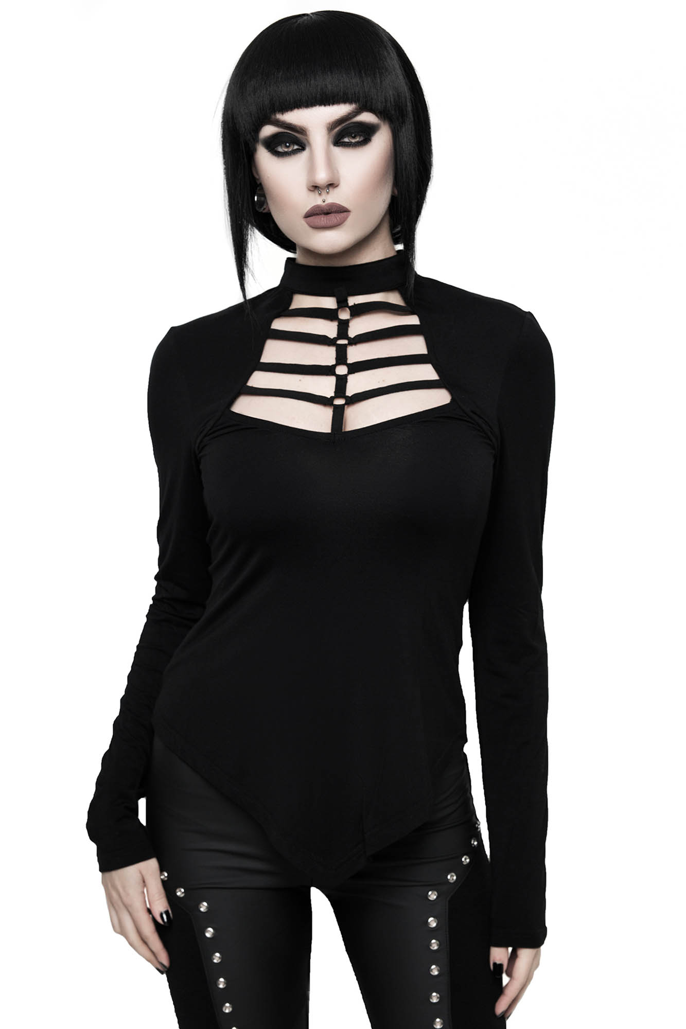 b6c9489d5 Sceptre Long Sleeve Top | KILLSTAR - US Store
