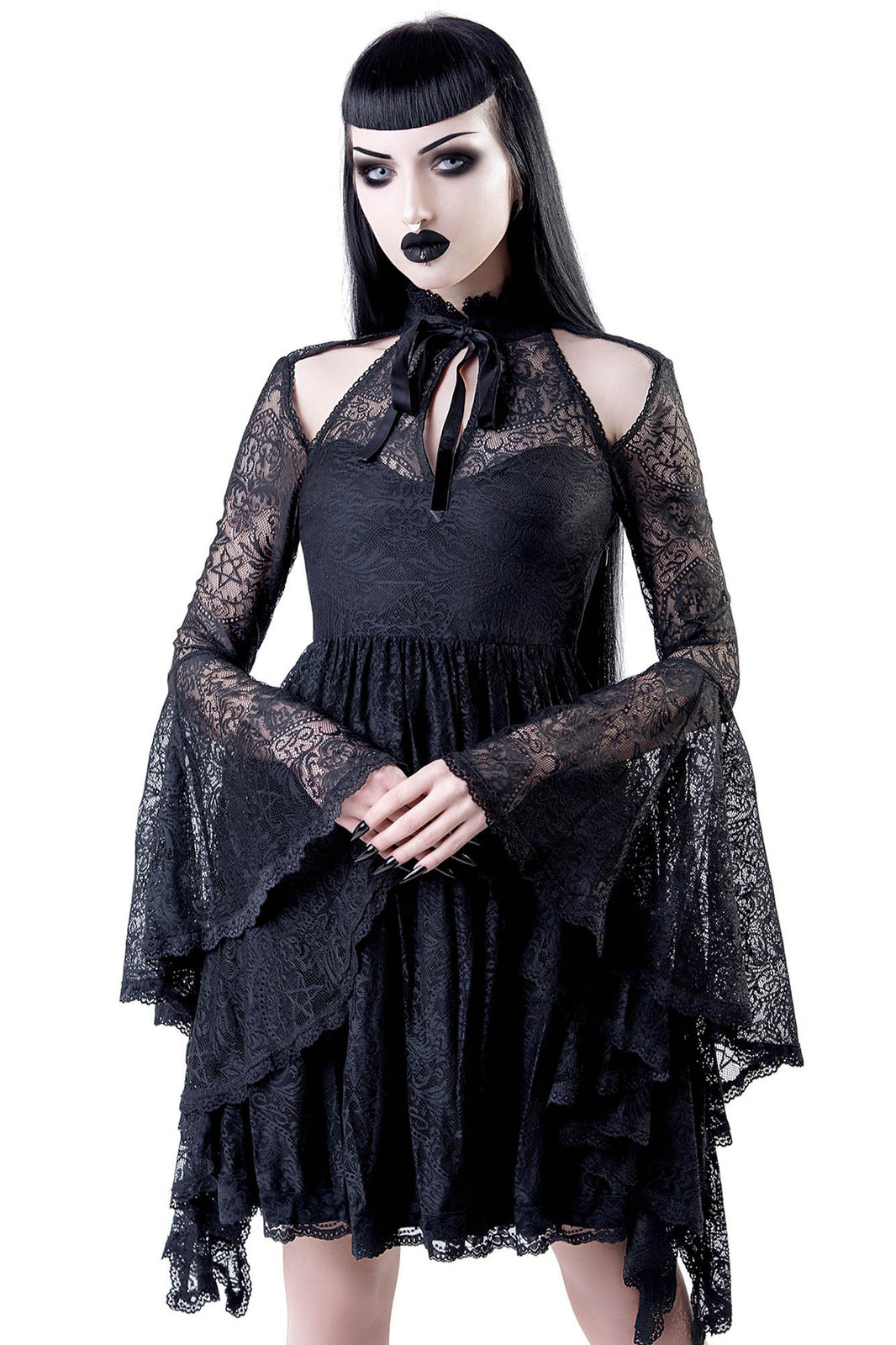 She's Stardust Lace Dress