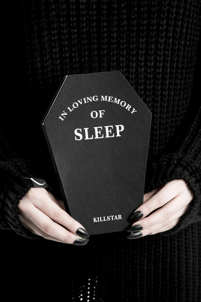 Sleep Coffin Journal [B]