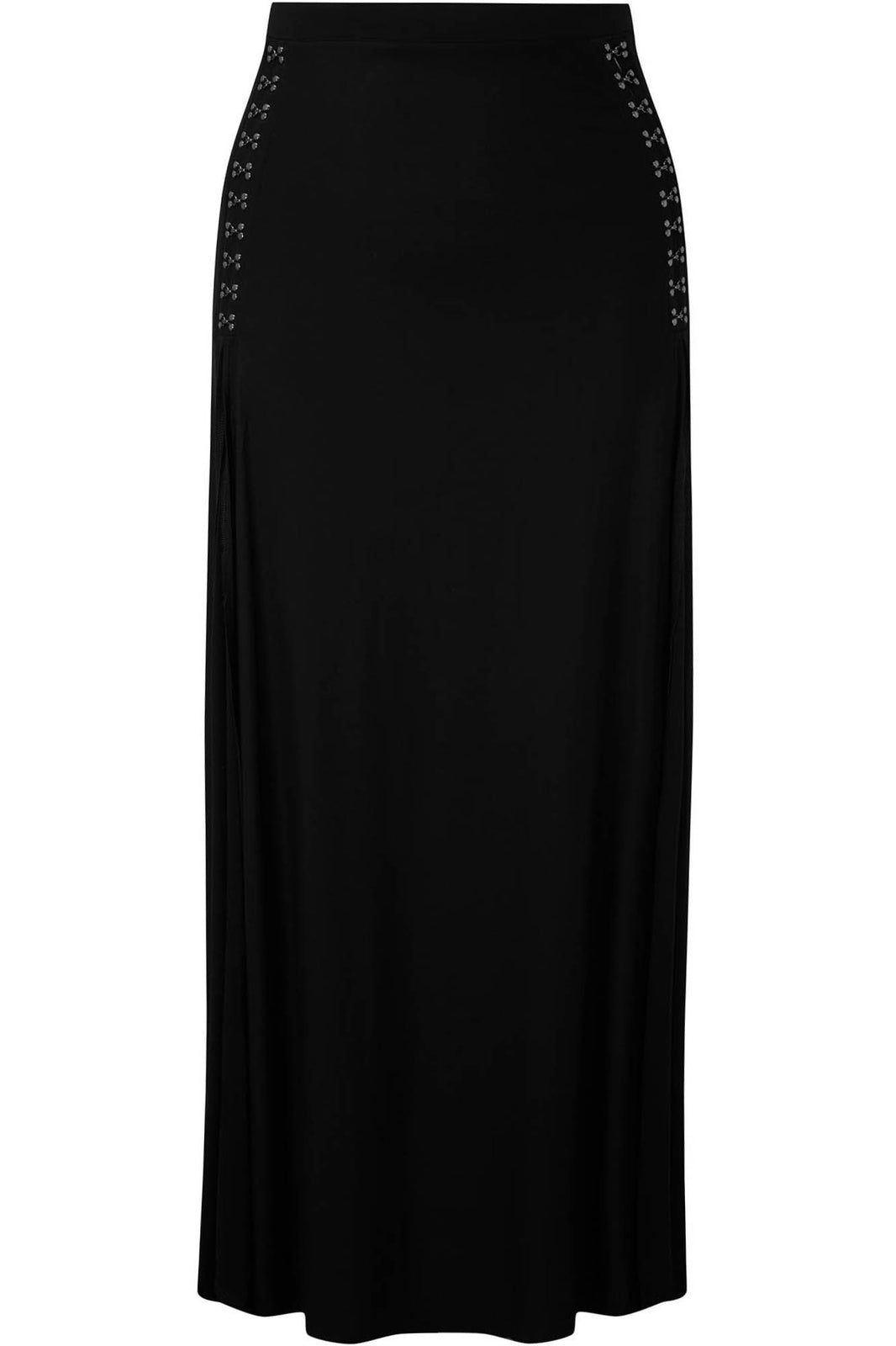 Snarl Maxi Skirt [PLUS]