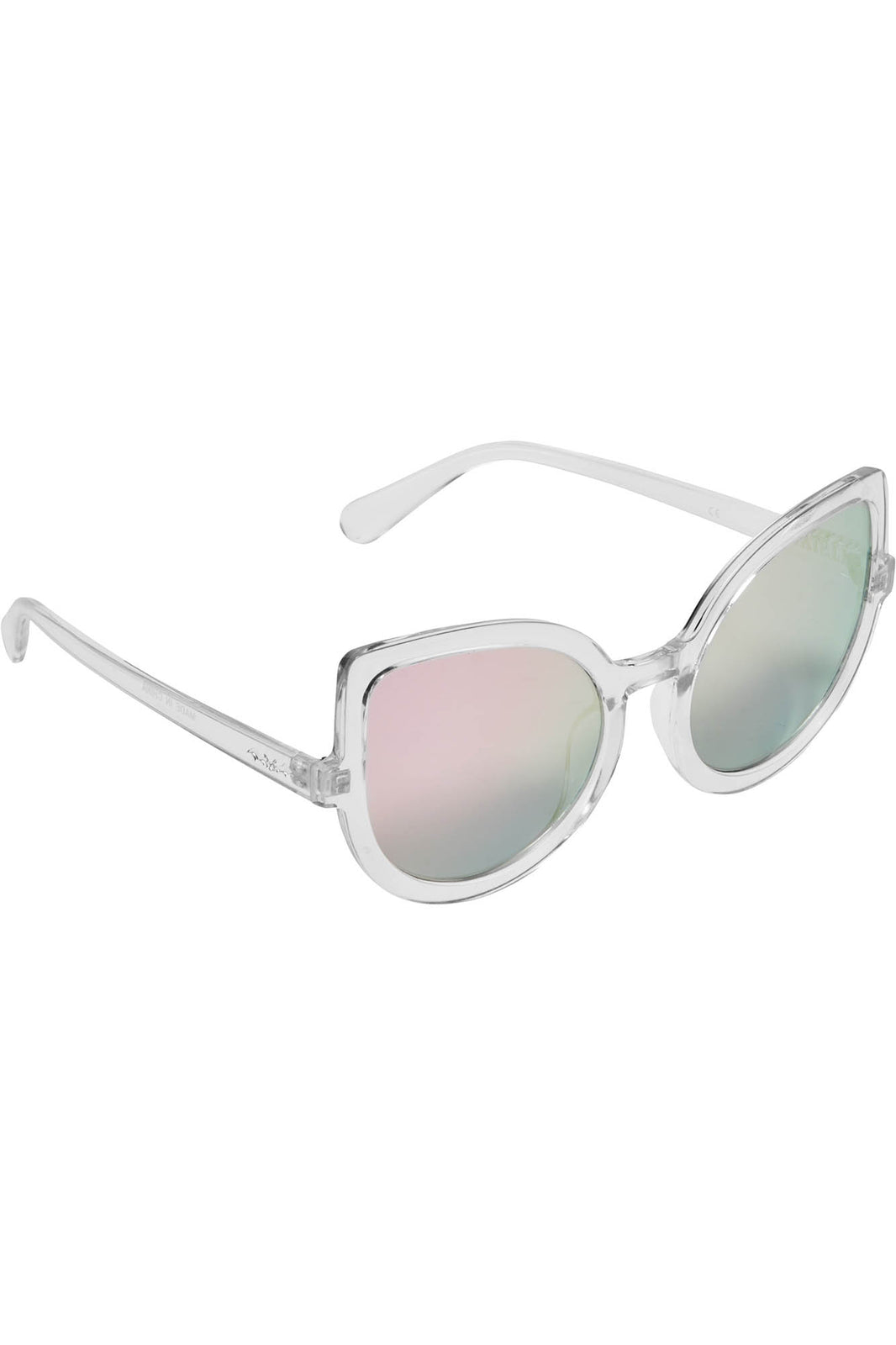 Space Kitty Sunglasses [CLEAR]