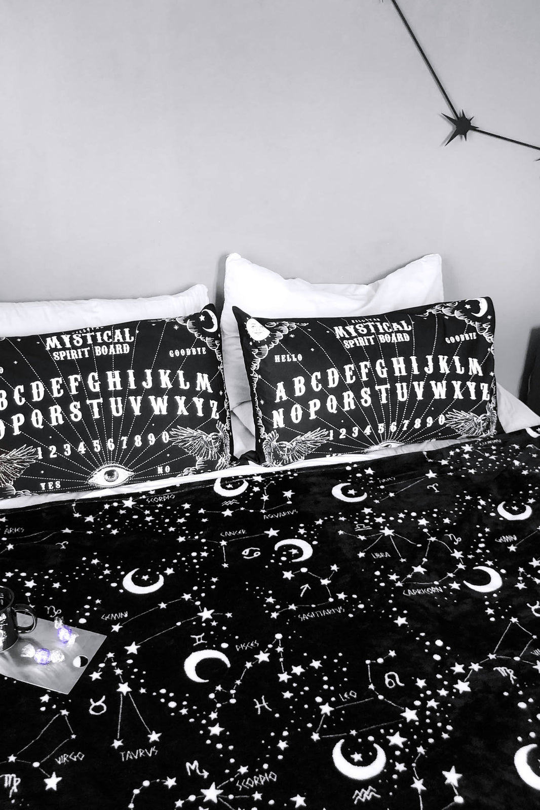 Spiritboard Pillow Cases [B]