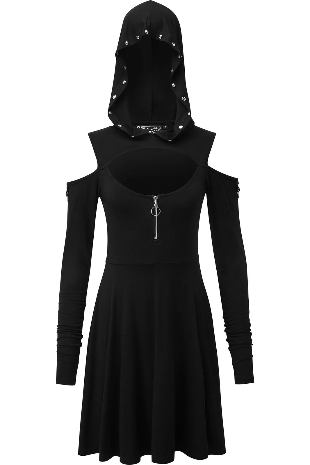 Spirit Walker Hood Dress [B]