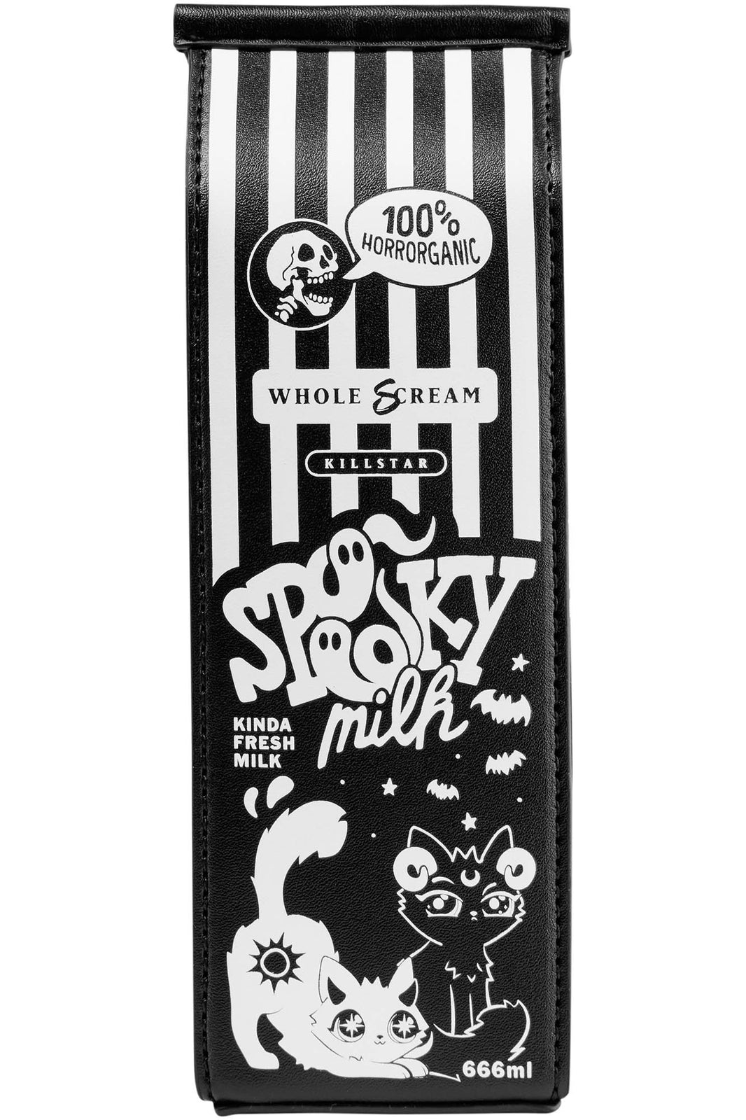 Spooky Milk Pencil Case