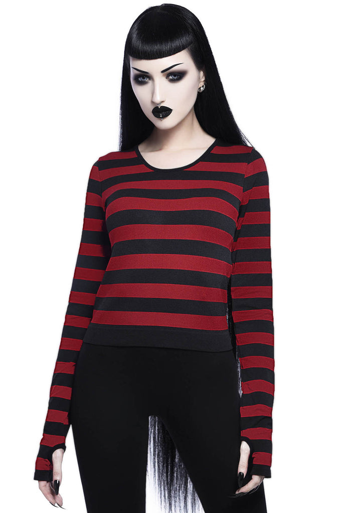 Stacy Layering Top [BLOOD]