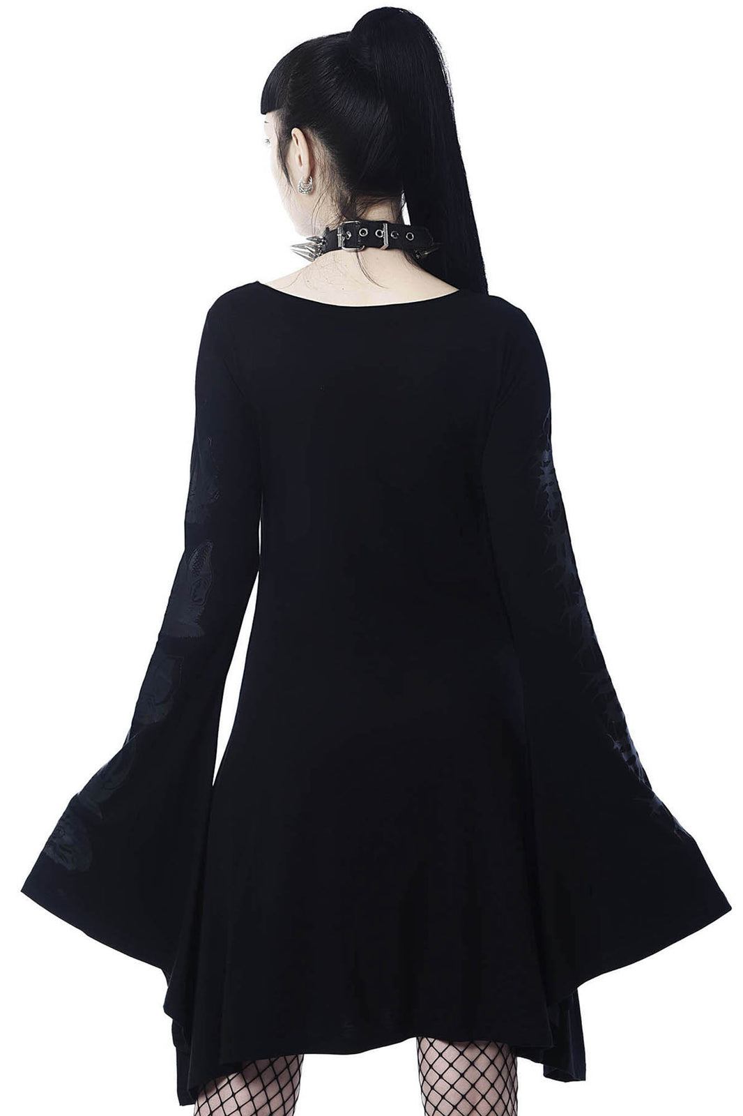 Stay Weird Trapeze Dress