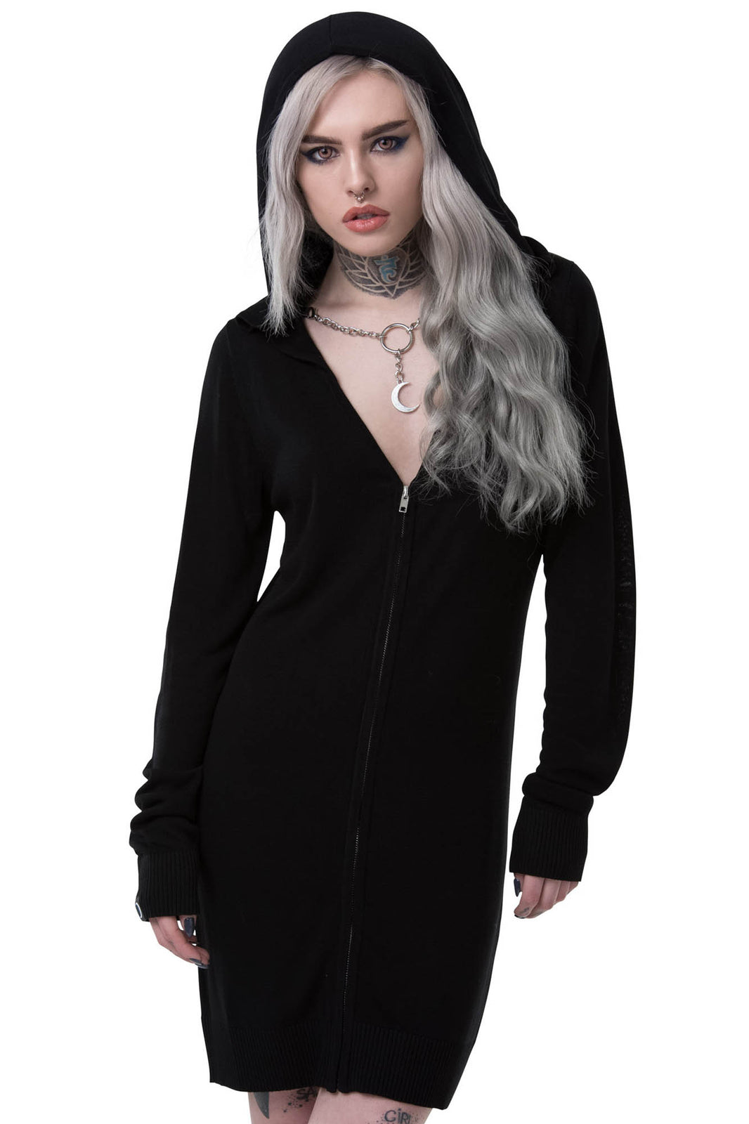 Stella Luna Cardigan Dress [B]