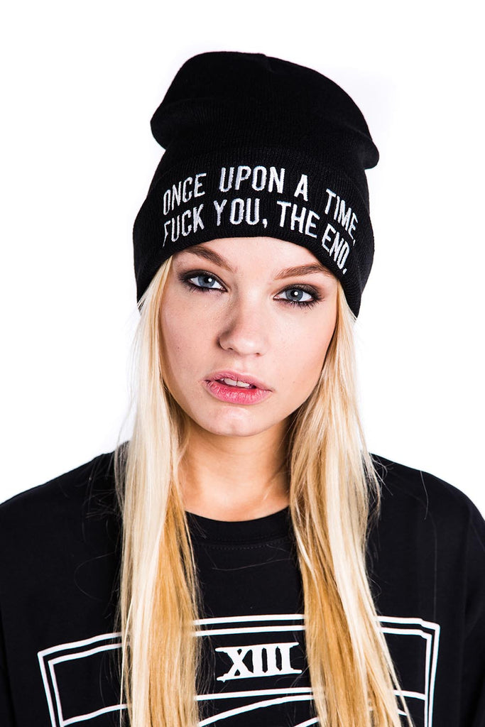 Story Time Beanie [B]