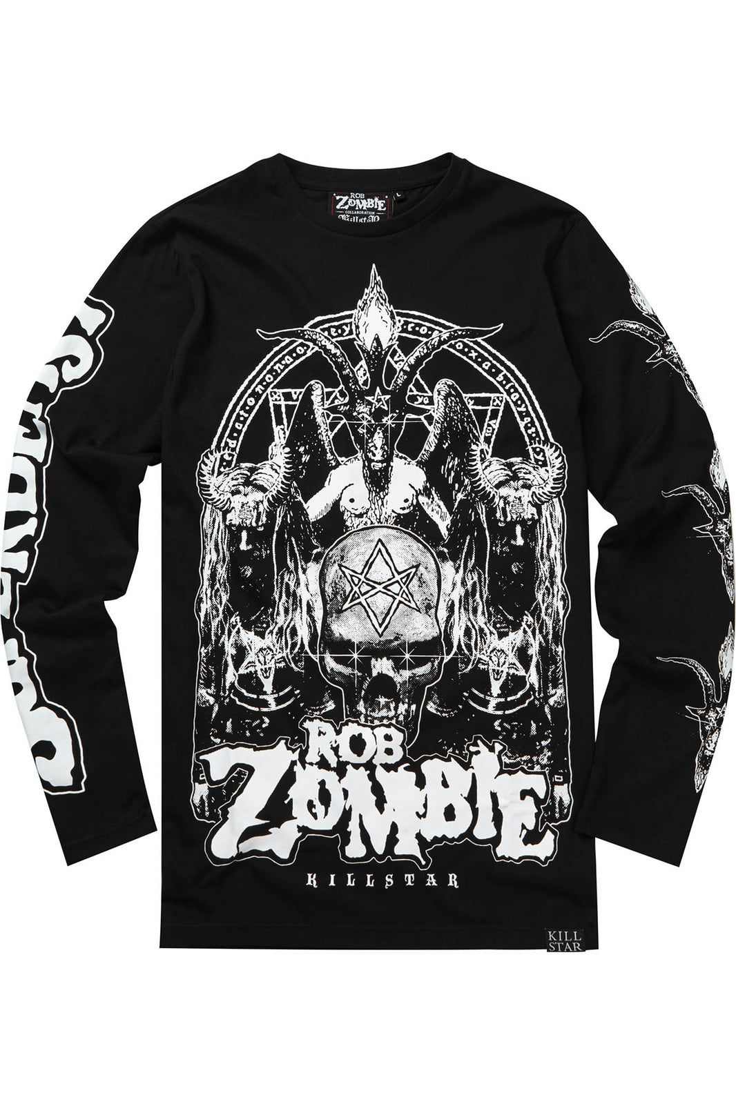 Superbeast Long Sleeve Top