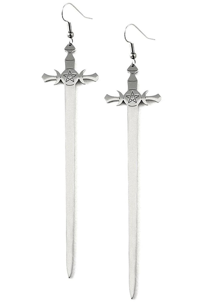 Sword Earrings [S]