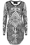 Thelema Fishnet Dress [B]
