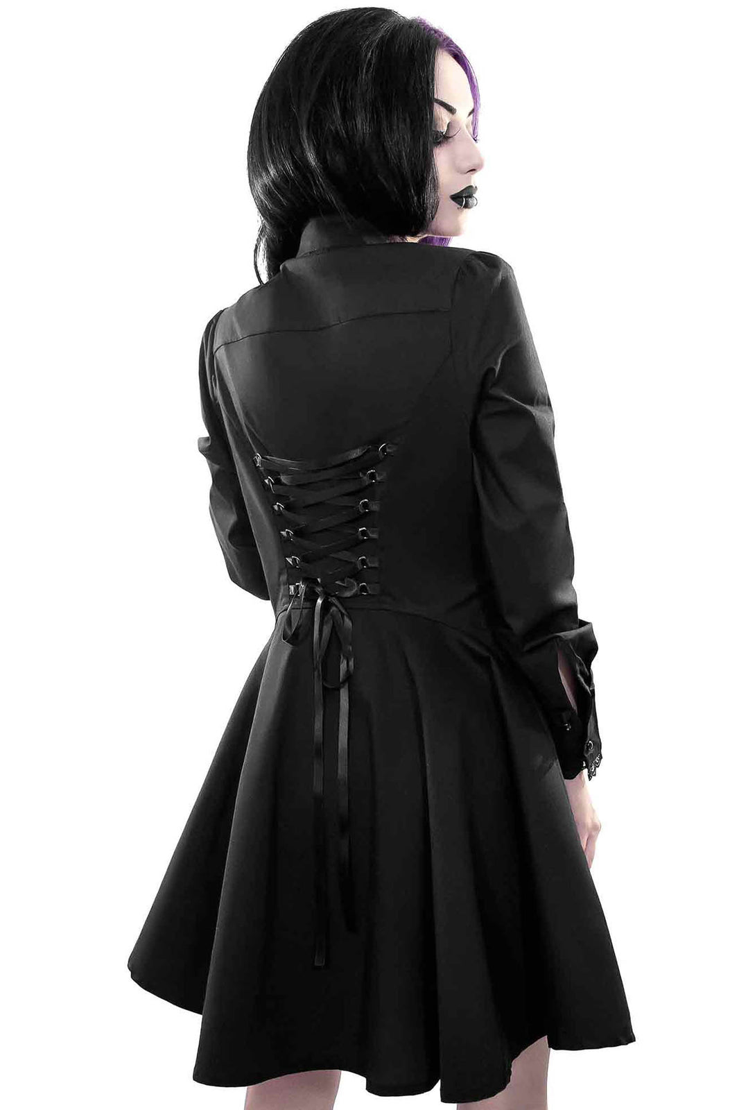 Tombstone Tourist Dress [B]