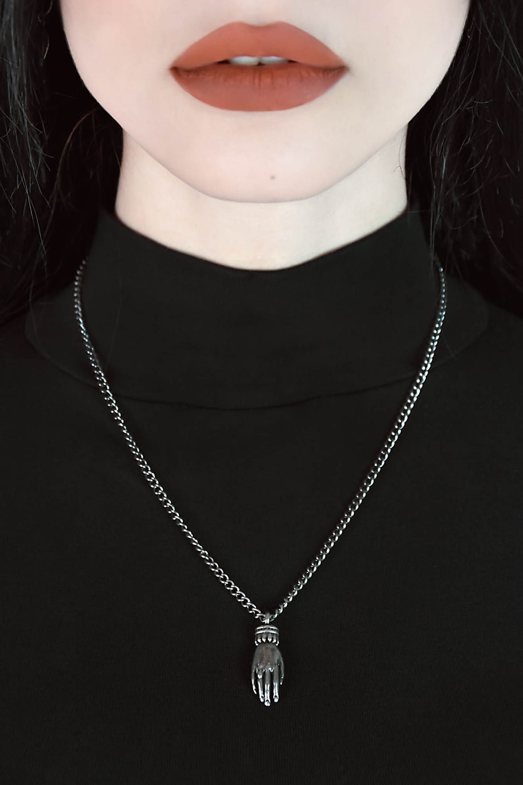 Unseen Hand Necklace