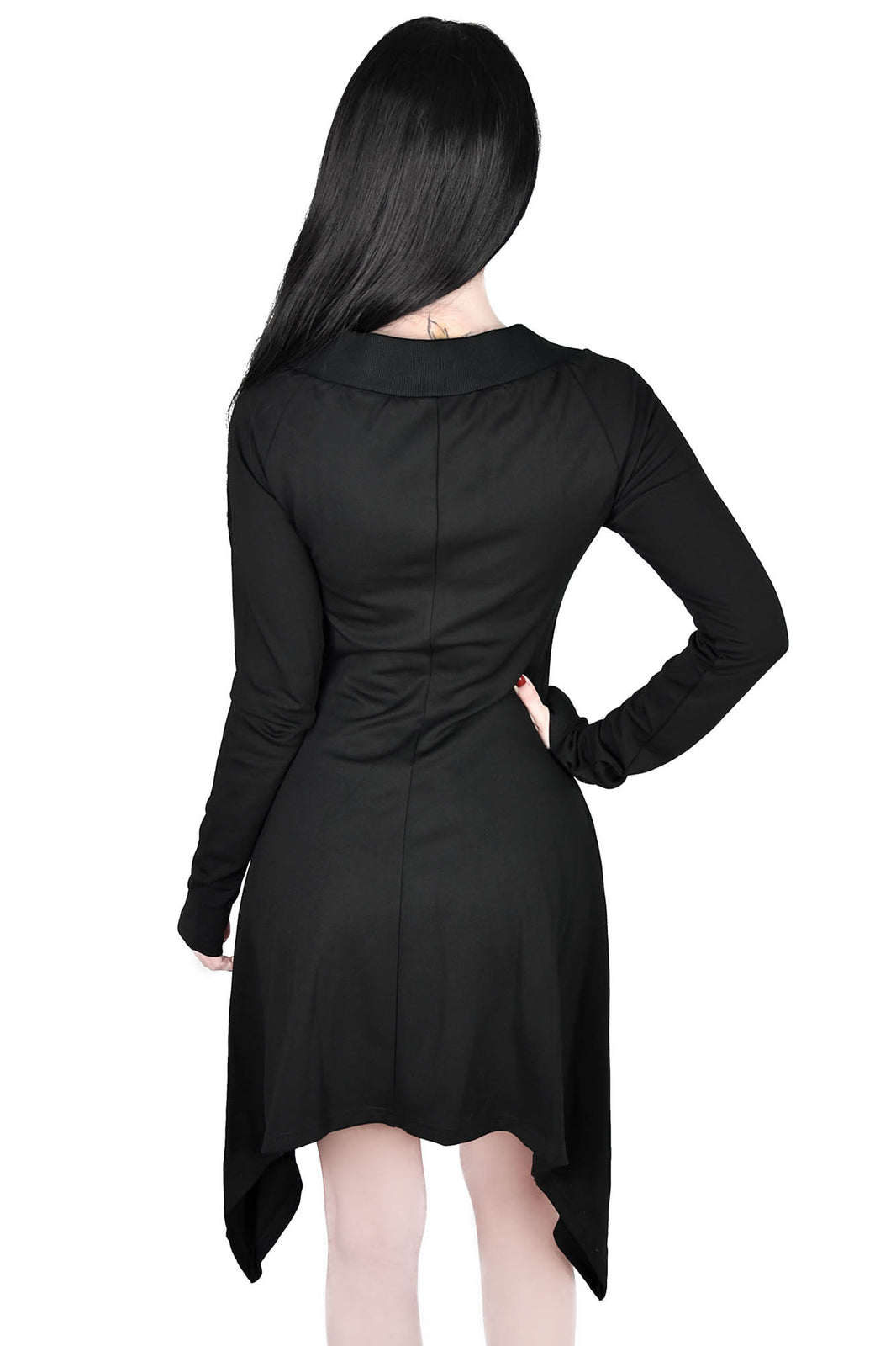 Uriel Zip Dress