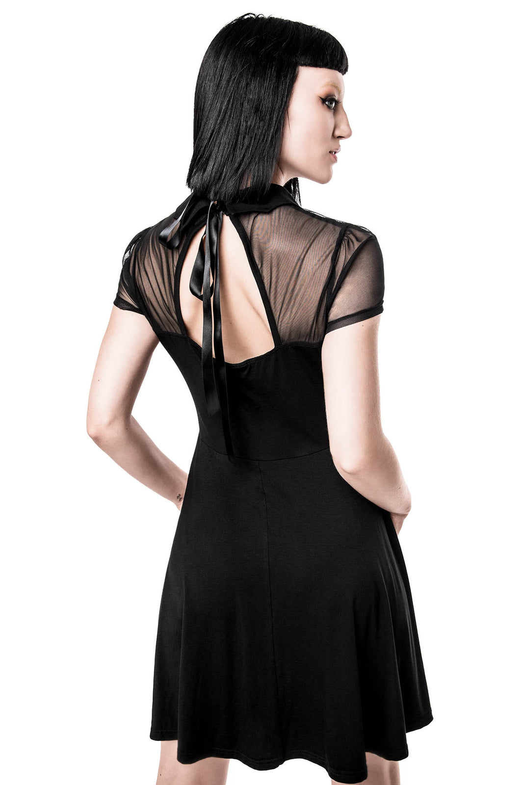 Vampyra Night Creature Skater Dress [B]