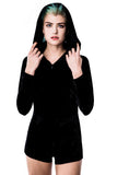 Velvet Witch Romper Suit [B]