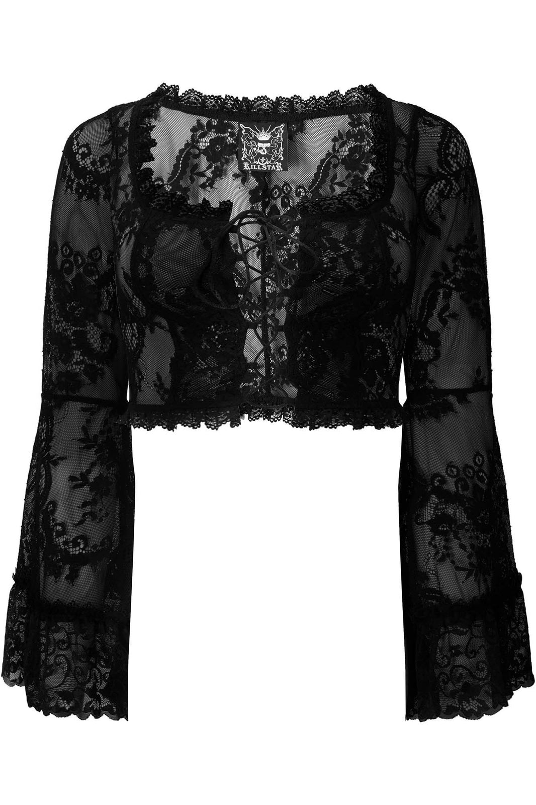 Verena Lace Maiden Top [PLUS]