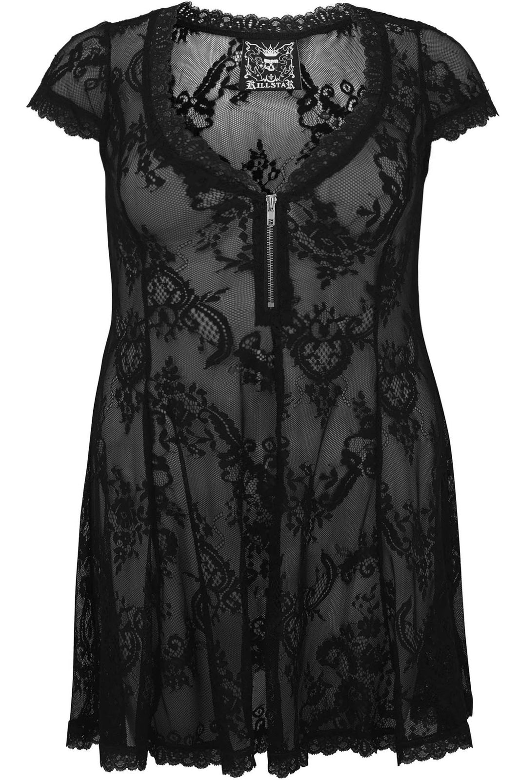 Verona Lace Dress [PLUS]