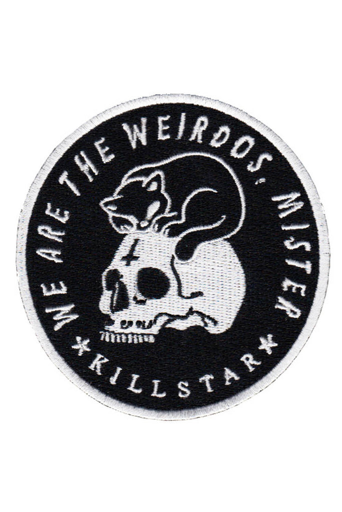 Weirdos Patch [B]
