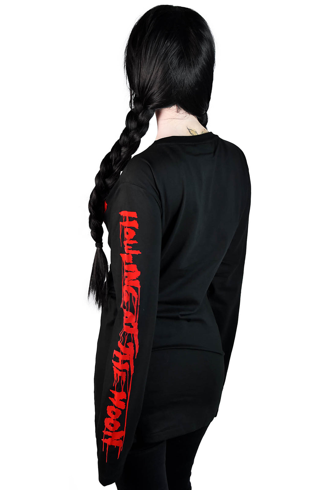 Werewolf Long Sleeve Top