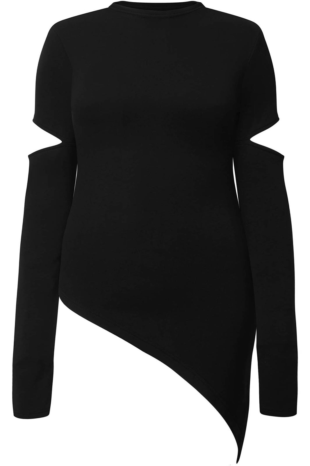 Wicked Ways Tunic Top [PLUS]