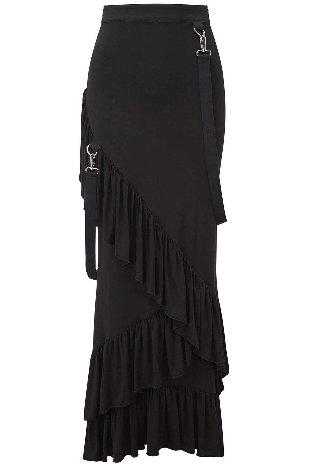 Wicked Wanderer Maxi Skirt [B]