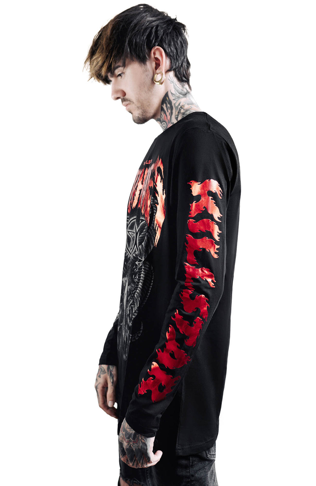 Witchcraft Long Sleeve Top