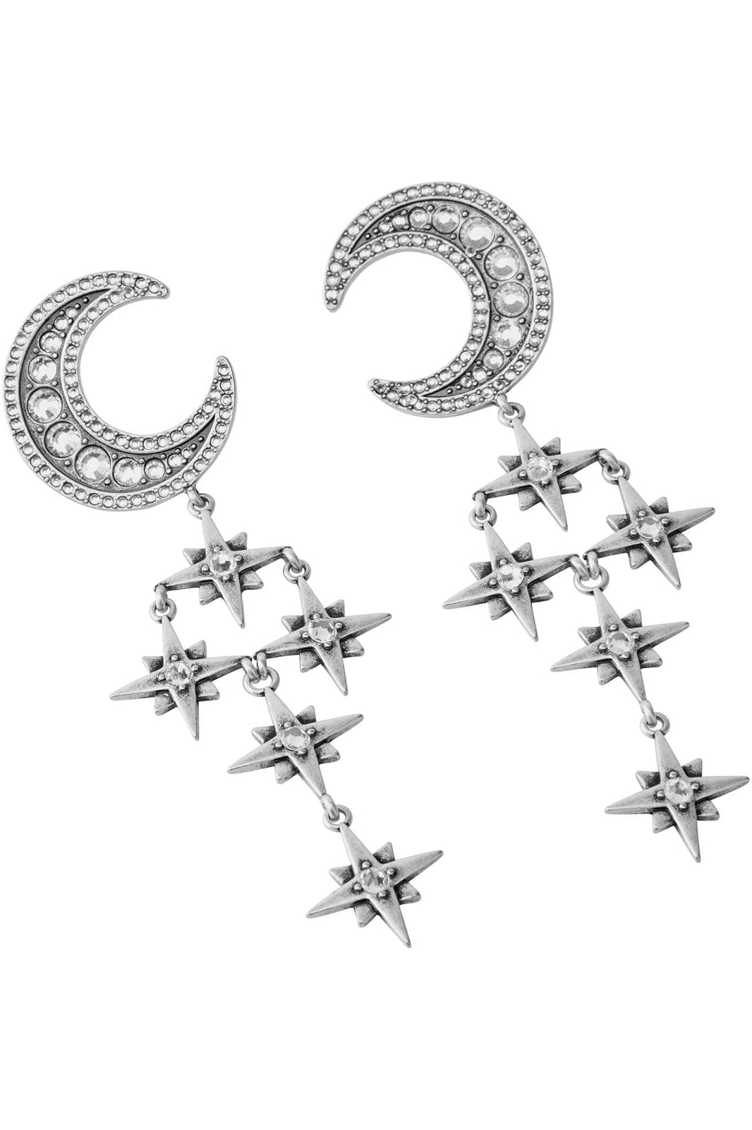 Zakira Crescent Earrings