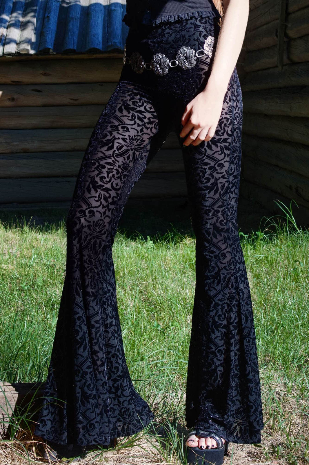 Velora Bell Bottoms