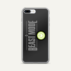 Beast Mode On iPhone Case