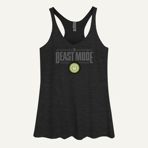 Beast Mode On Women's Tank Top