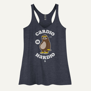 Cardio Is Hardio Women's Tank Top