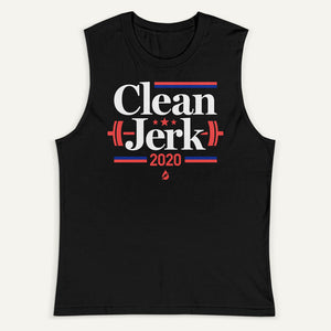 Clean Jerk 2020 Men's Muscle Tank