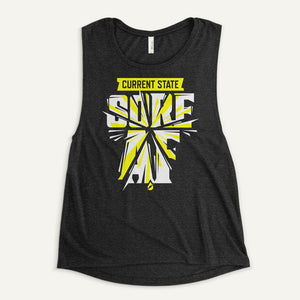 Current State: Sore AF Women's Muscle Tank