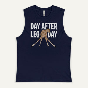 Day After Leg Day Men's Muscle Tank