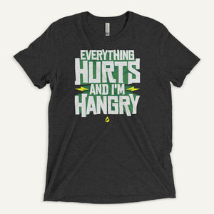 Everything Hurts And I'm Hangry Men's T-Shirt