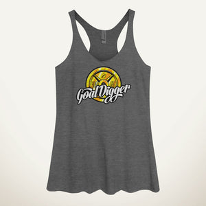 Goal Digger Women's Tank Top